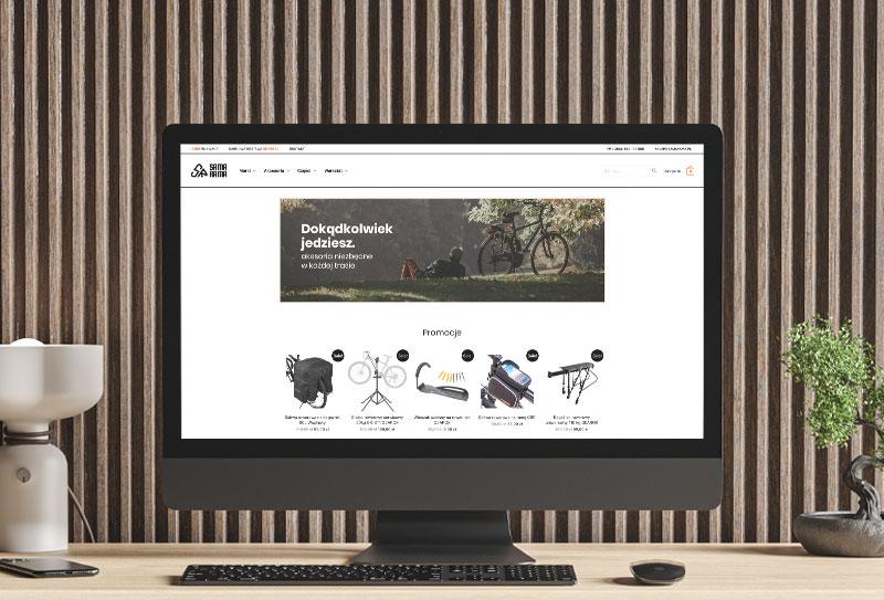 Sklep internetowy dla Samarama